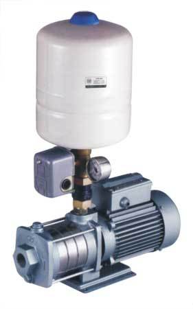 Booster Pumps and System - Jaival Water Management