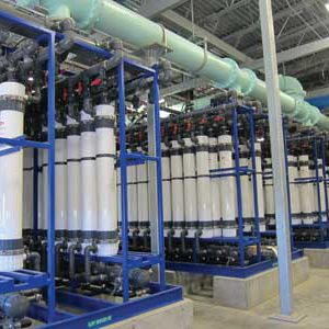 88 M3/hr - Ultra Filtration RO Plant by Jaival Water Management