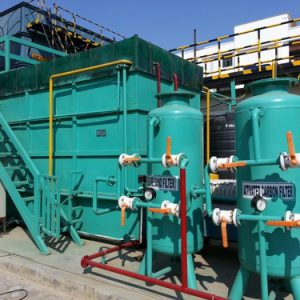 Domestic Sewage Water Treatment Plant - Jaival Water Management