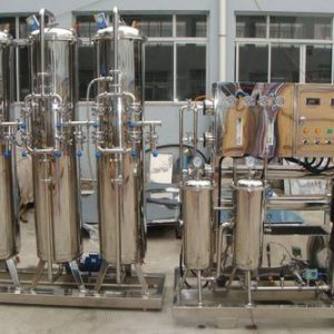1000 LPH - Stainless Steel Reverse Osmosis Plant Jaival Water Management