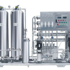 500 LPH - Stainless Steel RO Plant - Jaival Water Management