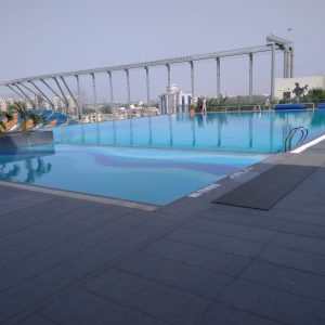 Outdoor Swimming Pool Filtration Plant - Jaival Water Management